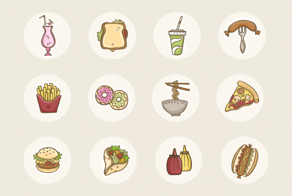 FastFood_Icons
